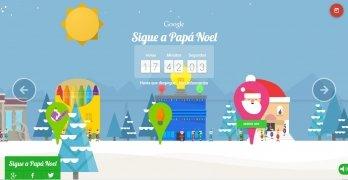 Sigue a Papá Noel de Google imagen 1 Thumbnail