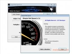 Simple Net Speed image 3 Thumbnail