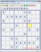 Simple Sudoku imagen 3 Thumbnail
