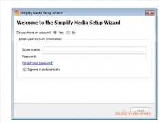 Simplify Media imagem 1 Thumbnail