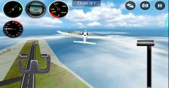Simulador de avión 3D imagen 1 Thumbnail
