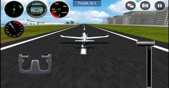 Simulador de avión 3D imagen 8 Thumbnail