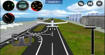 Simulador de avión 3D imagen 9 Thumbnail