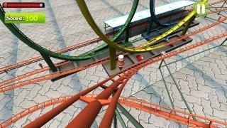 Simulador de montaña rusa loca imagen 5 Thumbnail