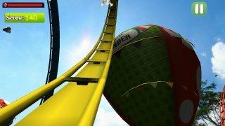 Simulador de montaña rusa loca imagen 6 Thumbnail