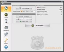 Spyware-Browser bild 1 Thumbnail