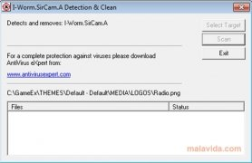 SirCam Removal Tool immagine 2 Thumbnail