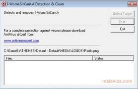 SirCam Removal Tool image 2 Thumbnail