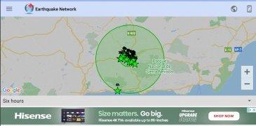 Earthquake Network imagem 1 Thumbnail