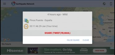 Earthquake Network imagem 3 Thumbnail