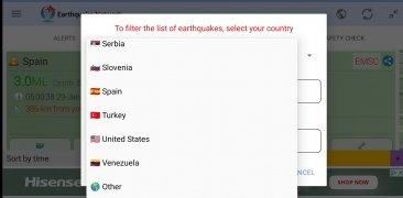 Earthquake Network imagem 6 Thumbnail
