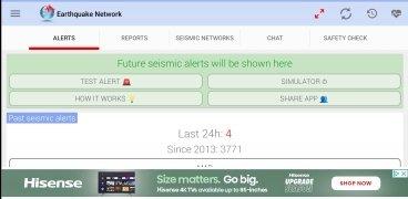 Earthquake Network imagem 8 Thumbnail