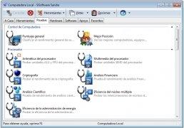 SiSoftware Sandra image 3 Thumbnail