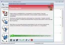 SiSoftware Sandra image 6 Thumbnail