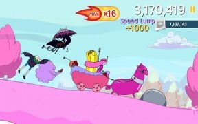 Ski Safari: Adventure Time imagen 3 Thumbnail