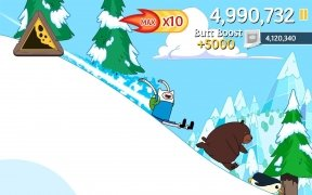 Ski Safari: Adventure Time imagen 5 Thumbnail