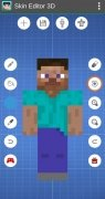 Skin Editor 3D for Minecraft imagen 1 Thumbnail