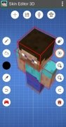 Skin Editor 3D for Minecraft imagen 10 Thumbnail