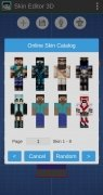 Skin Editor 3D for Minecraft imagen 3 Thumbnail