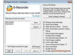 Skype Launcher imagen 3 Thumbnail