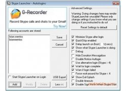 Skype Launcher bild 3 Thumbnail