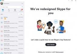 Skype Portable imagem 1 Thumbnail