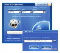 Smart NTFS Recovery immagine 2 Thumbnail