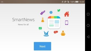 SmartNews: Trusted News & Breaking News Headlines imagen 1 Thumbnail