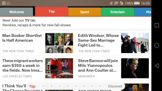 SmartNews: Trusted News & Breaking News Headlines bild 2 Thumbnail