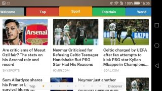SmartNews: Trusted News & Breaking News Headlines imagen 3 Thumbnail