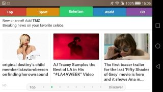 SmartNews: Trusted News & Breaking News Headlines imagen 4 Thumbnail
