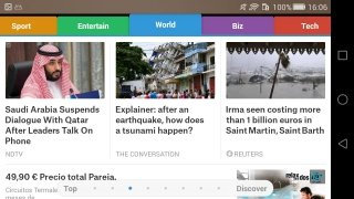 SmartNews: Trusted News & Breaking News Headlines imagen 5 Thumbnail