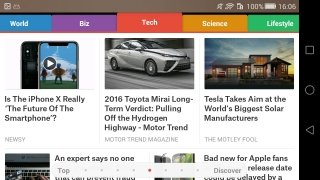 SmartNews: Trusted News & Breaking News Headlines imagen 6 Thumbnail