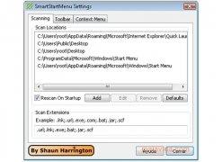 SmartStartMenu immagine 2 Thumbnail