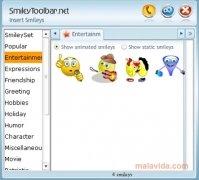 Smileystoolbar bild 2 Thumbnail