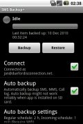 SMS Backup immagine 1 Thumbnail