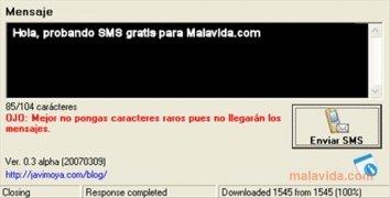SMS Gratis  0.3 Español imagen 2