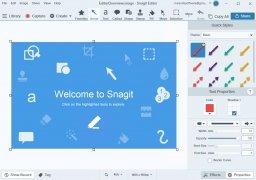 SnagIt  12.4.0.2992 imagen 2