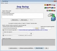 Snap Backup imagen 1 Thumbnail