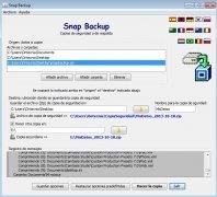 Snap Backup imagen 3 Thumbnail