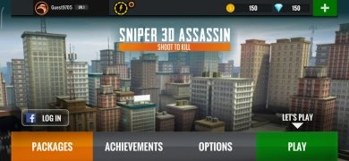 Sniper 3D Assassin: Juegos de Disparos Gratis imagen 2 Thumbnail
