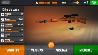Sniper 3D Assassin: Melhores Jogos de Tiro image 1 Thumbnail