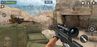Sniper Arena PvP Shooting Game bild 5 Thumbnail