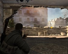 Sniper Elite  V2 Demo Español imagen 1
