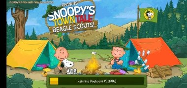 Snoopy's Town Tale imagen 2 Thumbnail
