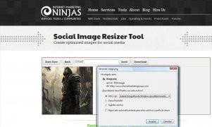 Social Image Resizer Tool immagine 4 Thumbnail