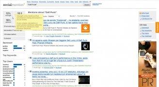 Social Mention imagen 3 Thumbnail