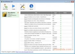 Social Monitor image 5 Thumbnail