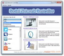Social Network Controller image 1 Thumbnail
