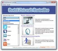 Social Network Controller imagen 1 Thumbnail